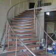 S.S. CURVED HANDRAIL AND BALUSTRADE1