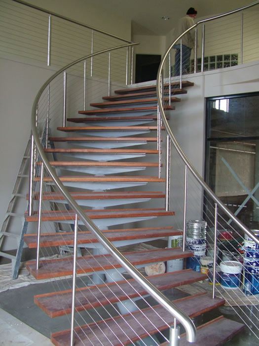 Stainless Steel Hanfrails Stainless Steel Fabrication